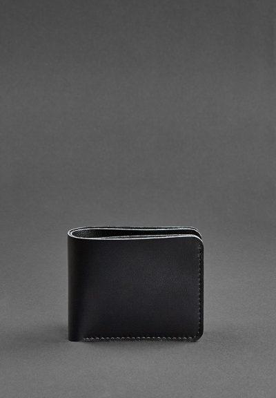 Портмоне «4.1 Уголь» BlankNote (4 кармана)
