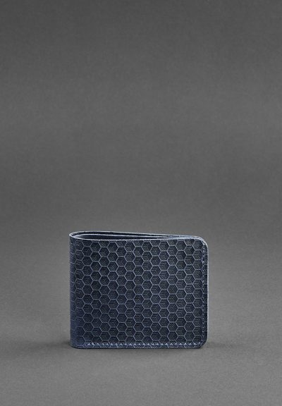 Портмоне «4.1 (4 кармана) Карбон Ночное небо» BlankNote