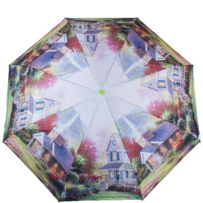 Зонт женский механический компактный облегченный MAGIC RAIN