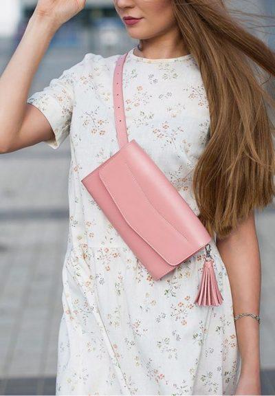 Сумка «Элис. Розовый Персик» BlankNote