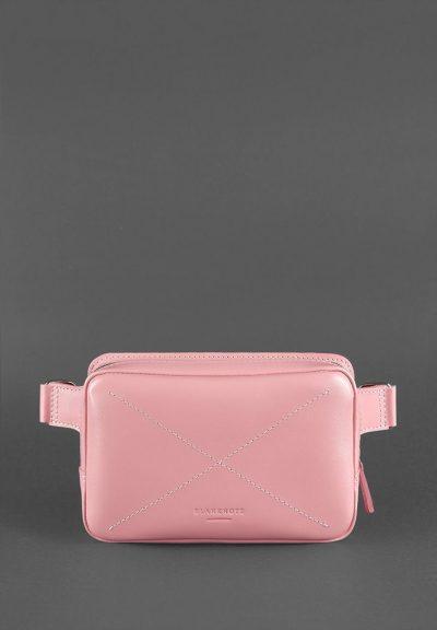 Сумка поясная «DropBag» mini Blanknote (Розовый Персик)