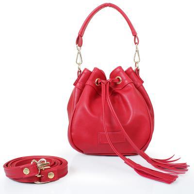 Женская сумка из качественного кожезаменителя LASKARA (ЛАСКАРА)