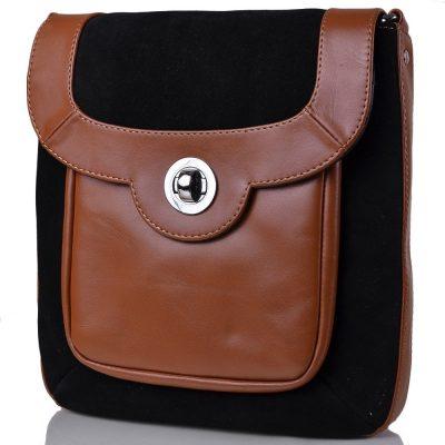 Женская кожаная сумка-планшет PEKOTOF (ПЕКОТОФ)