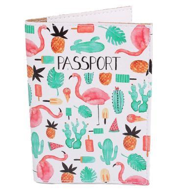 Женская обложка для паспорта PASSPORTY (KRIV192)