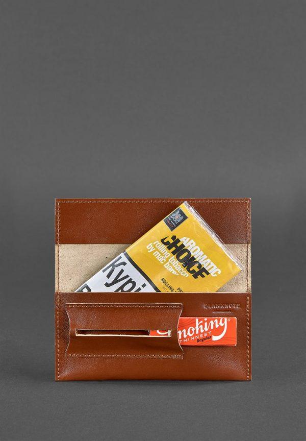 Кисет для табака Blanknote «Коньяк»