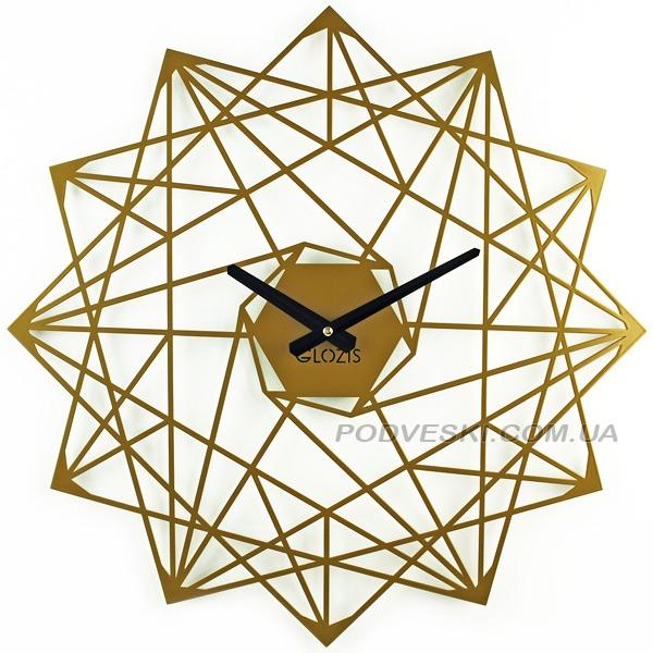 Часы настенные «Star Gold» Glozis (Киев)