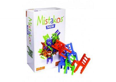 Настольная игра «Стульчики» (Mistakos)