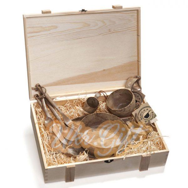 Подарочный набор VIP Kupilka «PREMIUM»