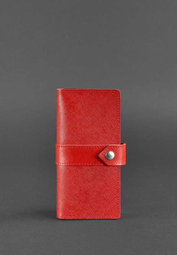 Портмоне «3.1» BlankNote (красный, портофино)