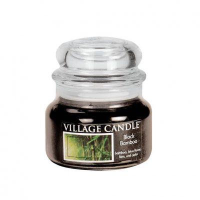 Свеча ароматическая Village Candle «Черный бамбук»