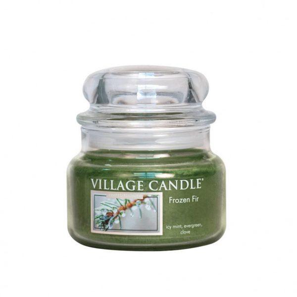 Свеча ароматическая Village Candle «Ледяная ель»