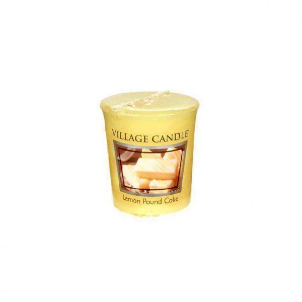 Свеча ароматическая Village Candle «Лимонный кекс»