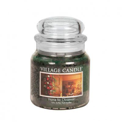 Свеча ароматическая Village Candle «Рождественский дом»