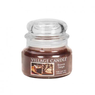 Свеча ароматическая Village Candle «Шоколадный брауни»