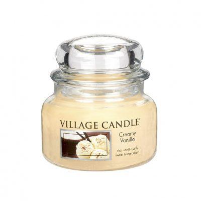 Свеча ароматическая Village Candle «Сливки с ванилью»