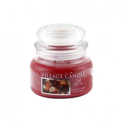 Свеча ароматическая Village Candle «Только для тебя»