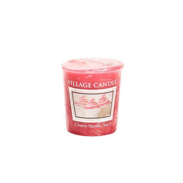 Свеча ароматическая Village Candle «Вишнево-ванильный микс»