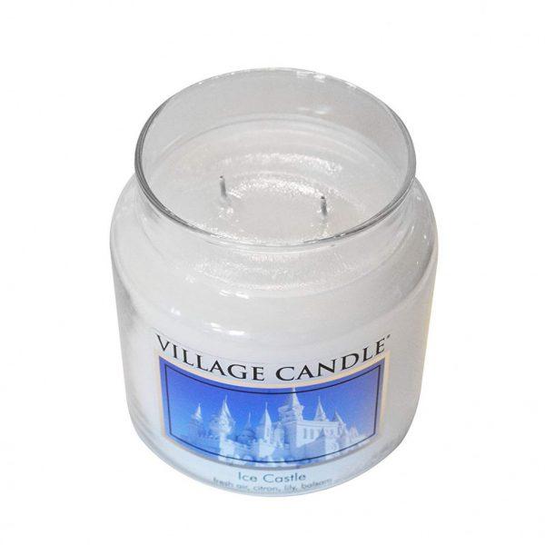 Свеча ароматическая Village Candle «Ледяной замок»
