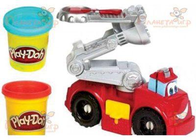Набор для лепки Play-Doh «Пожарная машина»