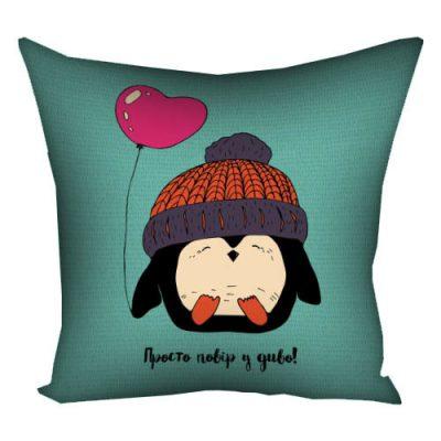 Декоративная подушка «Диво»