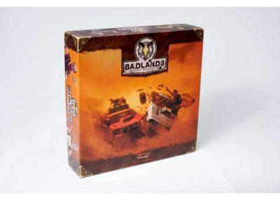 Настольная игра «Badlands: Аванпост человечества» (Badlands: Outpost of Humanity) + уникальное промо!