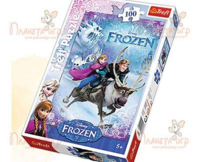 Пазл Frozen