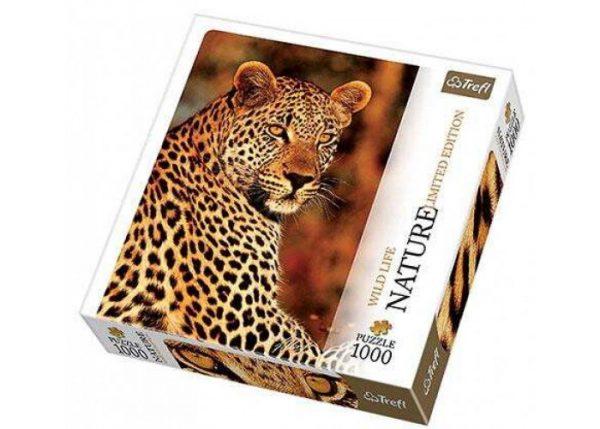 Пазл «Леопард»