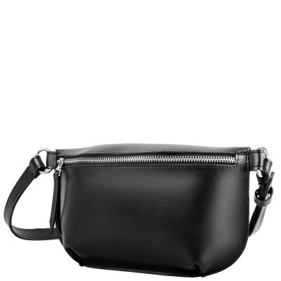 Женская сумка поясная из качественного кожзаменителя ETERNO (ETZG12-18-2)