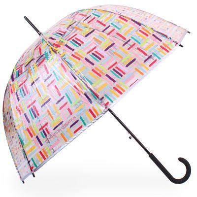 Зонт-трость женский полуавтомат UNITED COLORS OF BENETTON