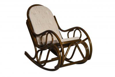 Кресло-качалка в викторианском стиле