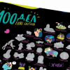 Скретч-постер «100 Дел LOVE edition» 1DEA.me