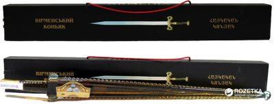 Коньяк сувенирный в виде меча ARS-AHYK