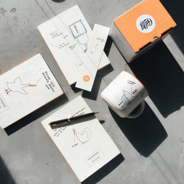 Блокнот Write&Draw «Работнік нідєлі»