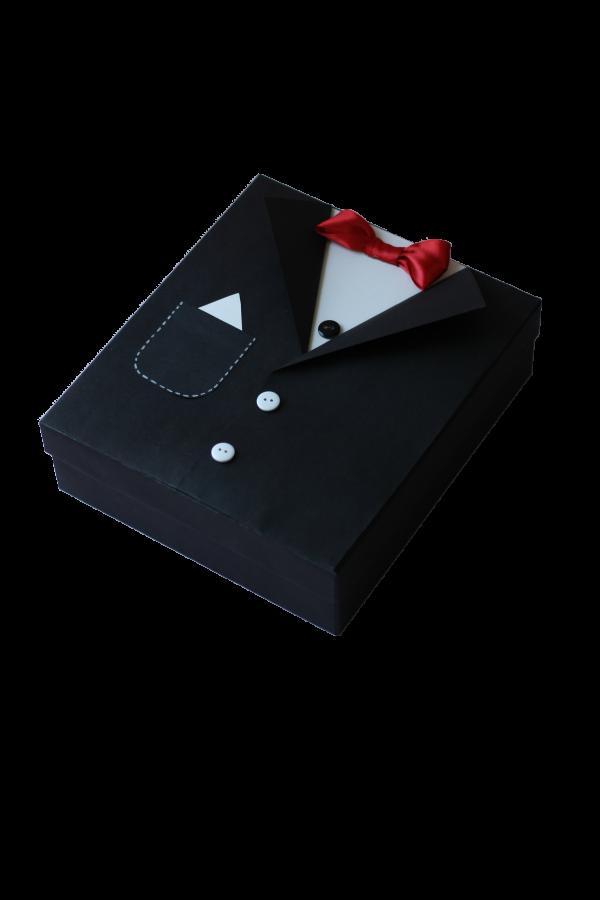 Подарочная коробка «Gentleman»