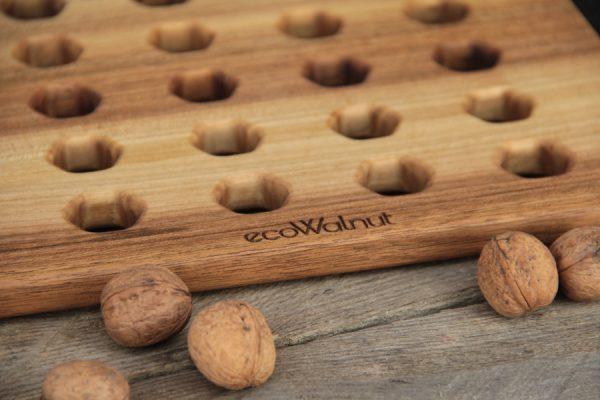 Подставка для ноутбука EcoWalnut «Деск» из дерева