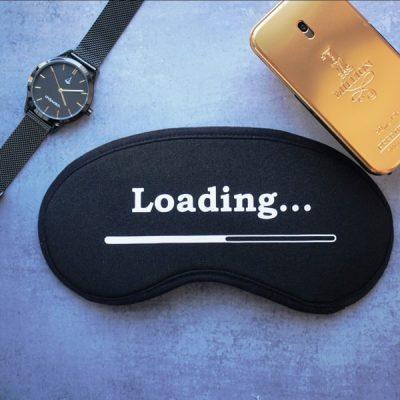 Маска для сна Loading…