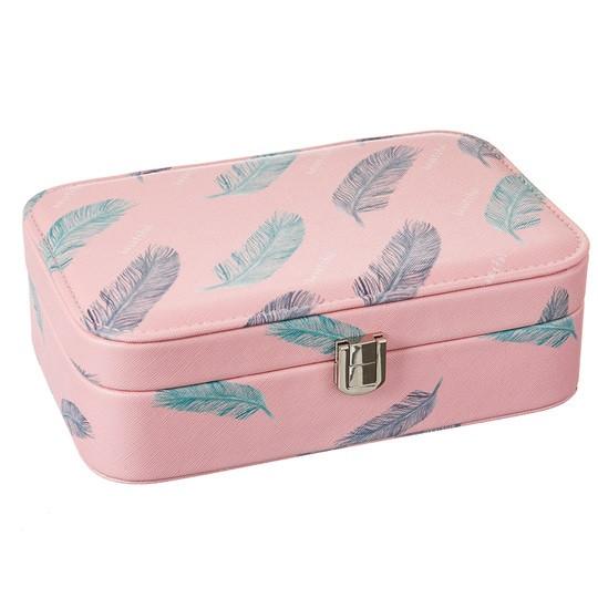 Шкатулка для украшений «Легкость» (pink)