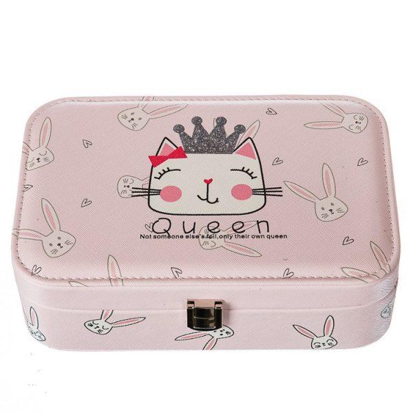 Шкатулка для украшений «Queen cat»