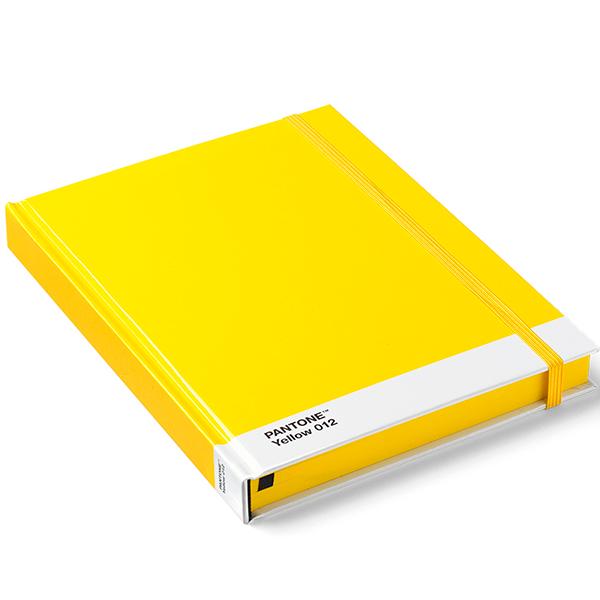 Блокнот Pantone «Large Yellow»