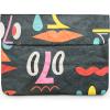 "Чехол для MacBook 13«»Paper Ninja Faces"" Kyiv Style"