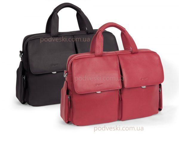 Деловая женская сумка портфель Sheff