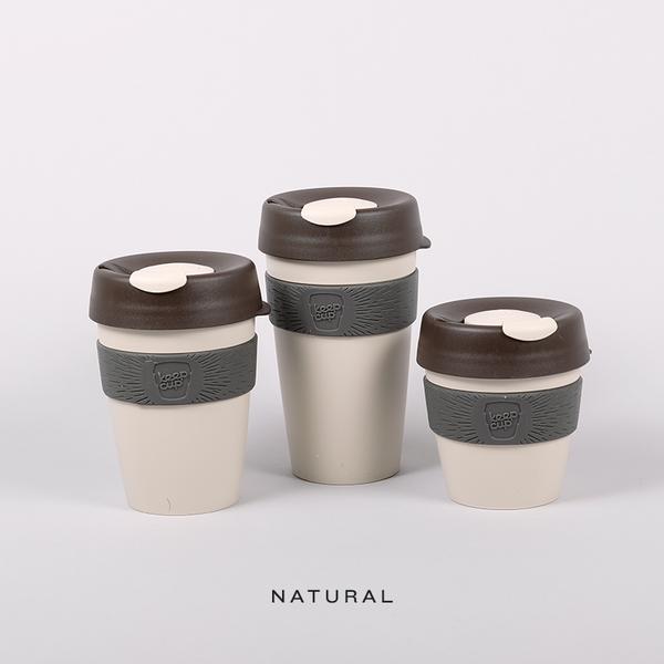 Термокружка KeepCup «Medium Natural»