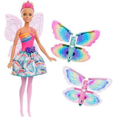 Кукла Barbie Фея серии «Дримтопия» Фея с летающими крыльями
