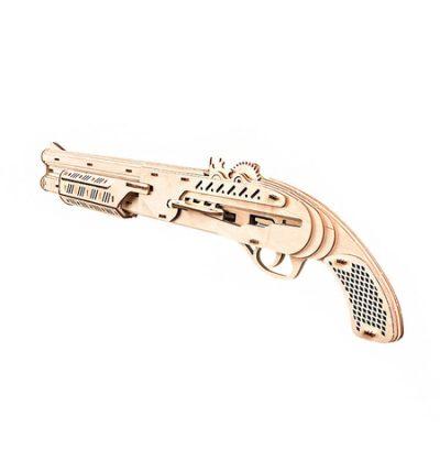 Механический 3D конструктор «Ружье»