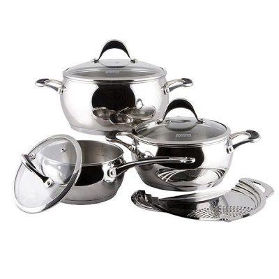 Набор посуды Vinzer «Astro»