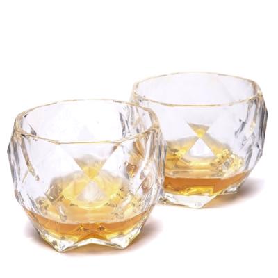 Набор стаканов для виски «Бриллиант» (2 шт)