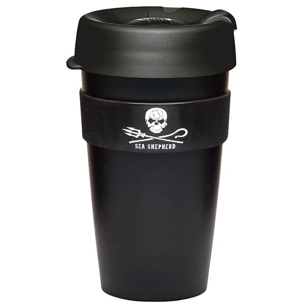Термокружка KeepCup «Large Sea Shepherd»