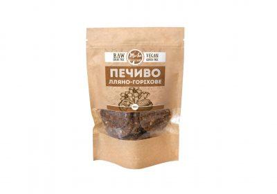 Печенье «Лляно-ореховое» Жива кухня