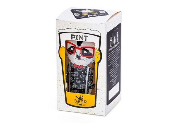 Пивной бокал BeerMe «Енот»