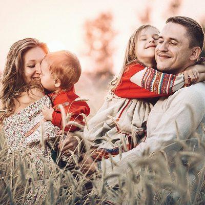Семейная фотосессия «Family Day»